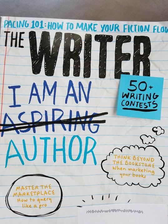I Write: Being & Writing